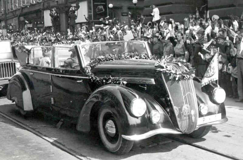 1945 praga benesvgoldenu1945