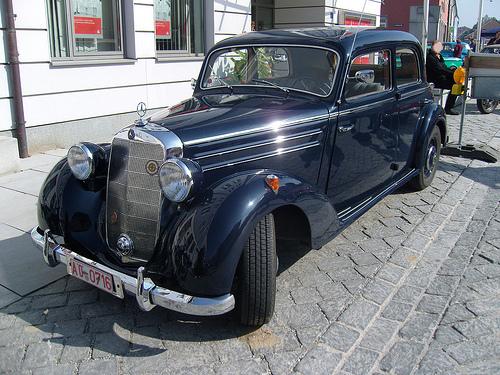 1946-53 Mercedes Benz 170 V a