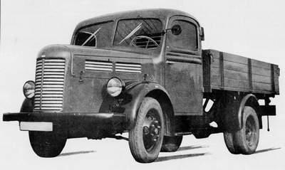 1946 Praga A 150