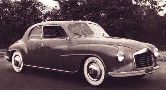 1947 Isotta Fraschini - 8C Monterosa