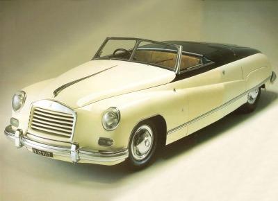 1947 Isotta Fraschini 8C Monterosa