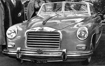 1947 Isotta-Fraschini-Monterosa-Boneschi