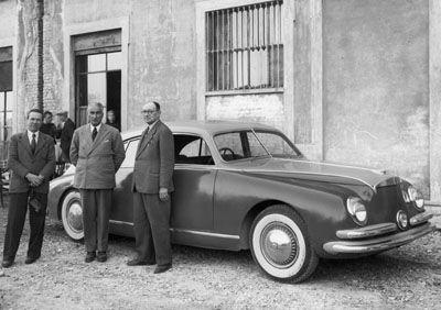 1947 Isotta Fraschini Tipo 8C Monterosa (Zagato), 1947 j