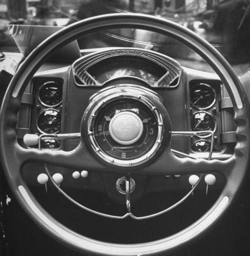 1947 Italian Isotta Fraschini at Paris Motor Show 1947