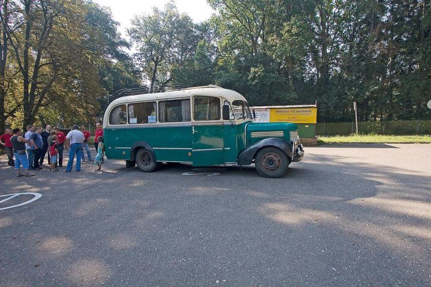 1947 Praga RND Autobus