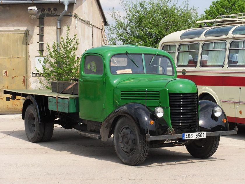 1947 Praga RND gr