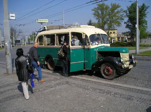 1947 Praga RND r. v