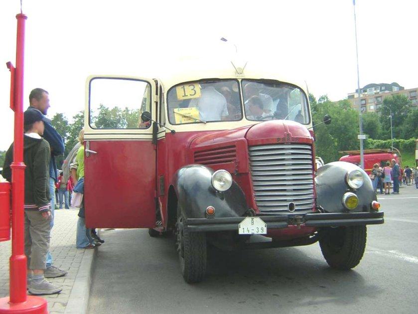 1947 PRAGA RND