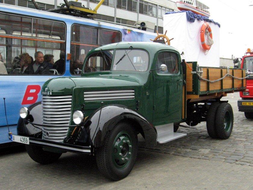 1947 PRAGA V