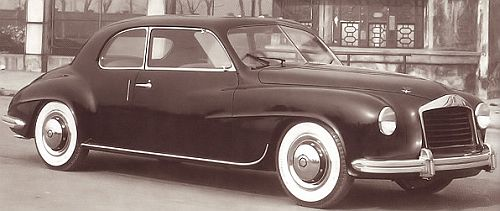 1948 isotta fraschini 8c coupe touring