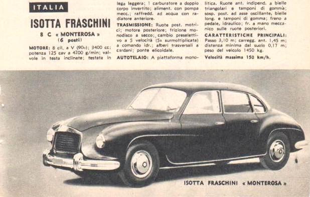 1948 Isotta Fraschini Tipo 8C Monterosa b