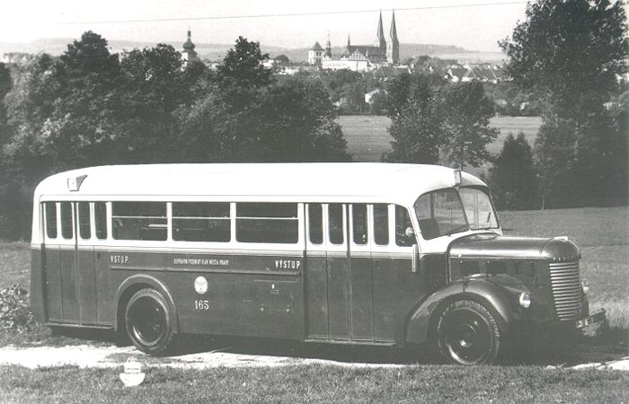 1948 PRAGA NDO