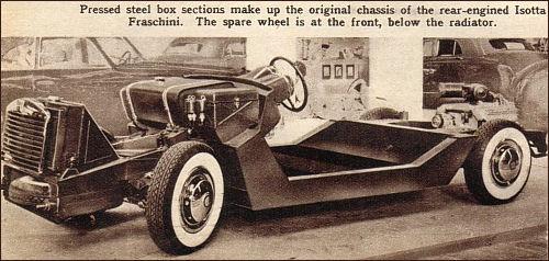 1949 isotta fraschini chassis geneva