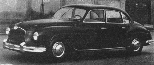 1949 isotta fraschini geneva special touring sedan