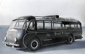 1949 Krupp Südwerke L 50 mit Auwärter Aufbau Graf Cuno