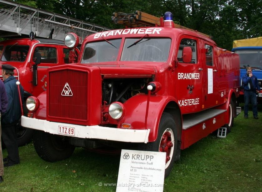 1949 Südwerke L45 LF25 Feuerwehr-Löschfahrzeug 1949