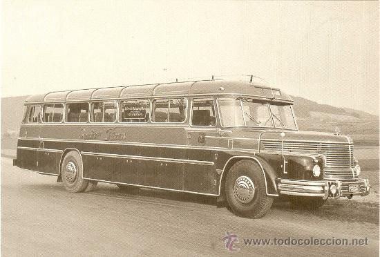 1950 Bus Sudwerke Krupp Titan