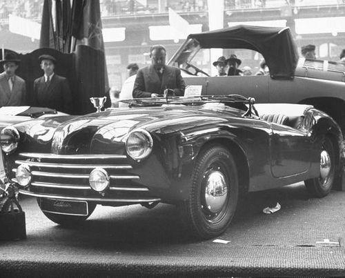 1950 Paris Isotto Fraschini