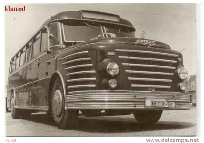 1951 cg02 Bus der Krupp-Südwerke SW0 80 Titan