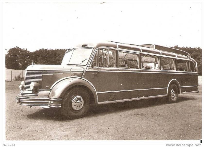 1951 Krupp - Südwerke SW 060, Mustang, 145 PS, 4 Zyl.