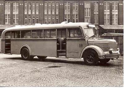 1951 KRUPP SÜDWERKE SW O6O MUSTANG