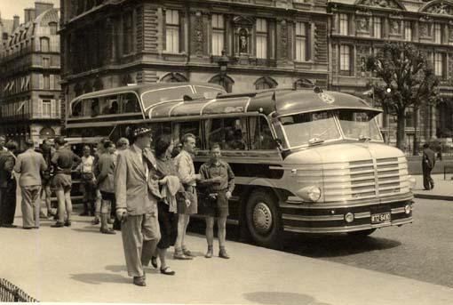 1952 1 ½-stöckigen Krupp mit Ludewig-Aufbau
