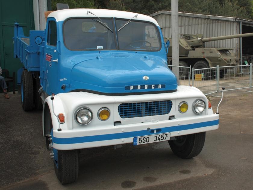 1953-  Praga S5T bl