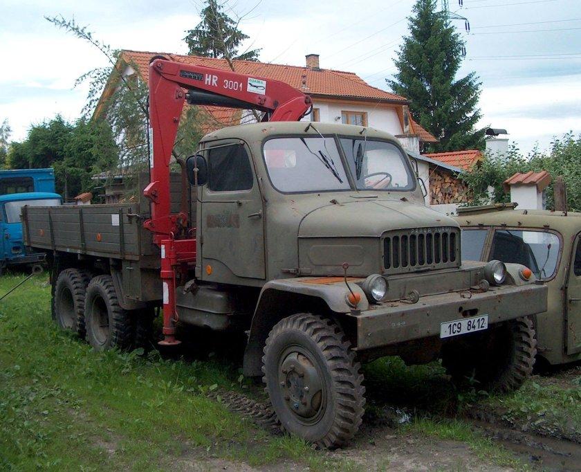 1953-  PRAGA V3S (2)
