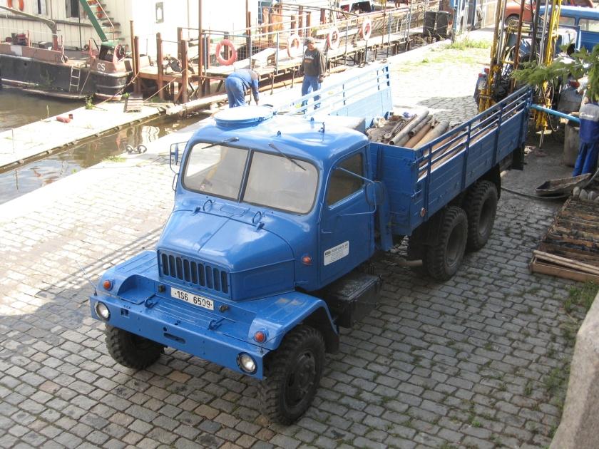 1953-  Praga V3S top side