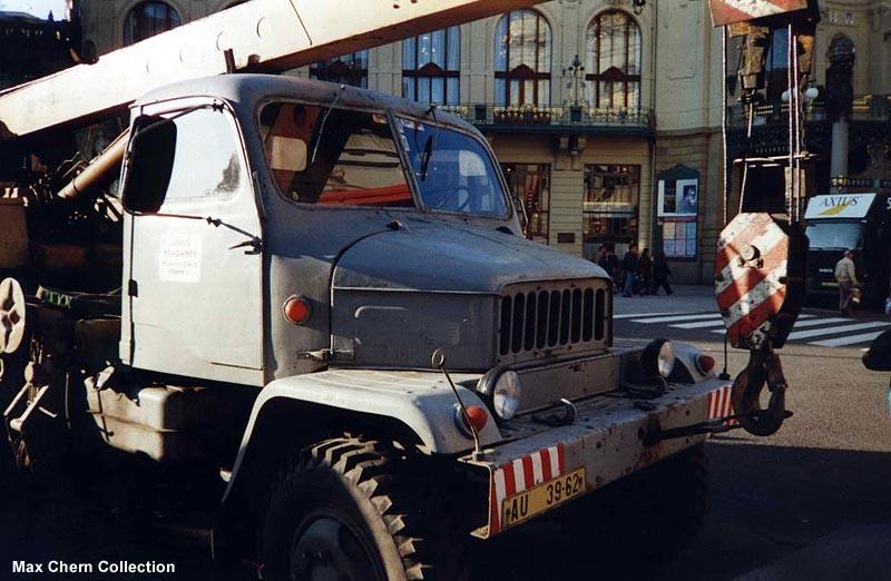 1953-  Praga V3S