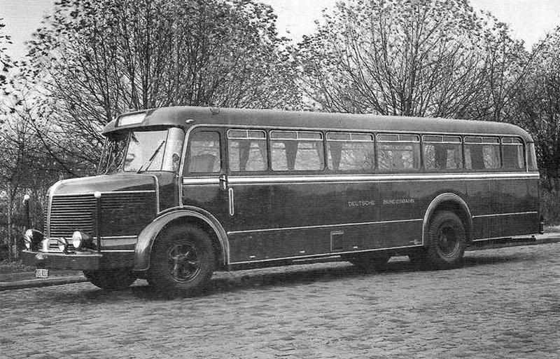 1953 SWO8O Titan Krupp Südwerke - Deutsche Bundesbahn