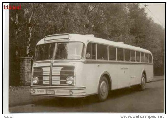 1954 Bus der Krupp-Südwerke SW010FK