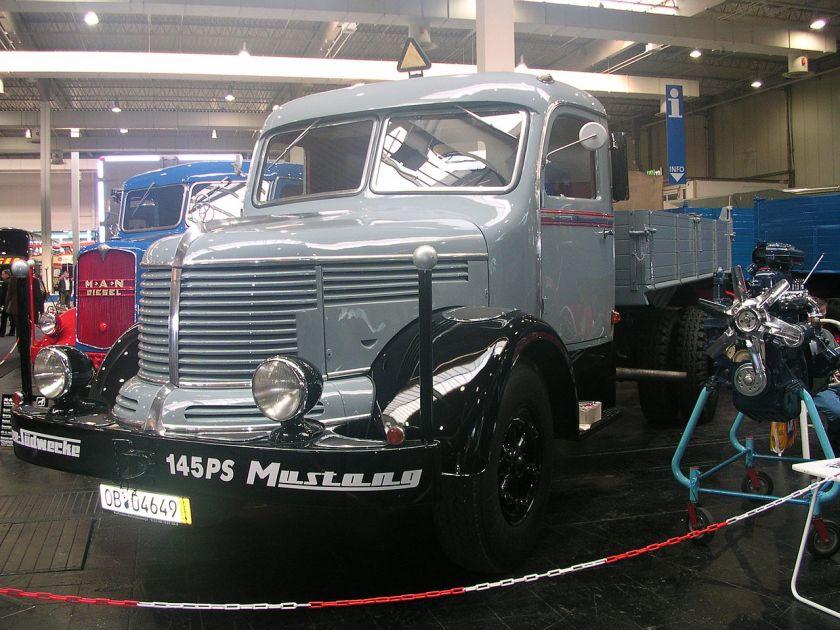 1954 Krupp Mustang SWK70