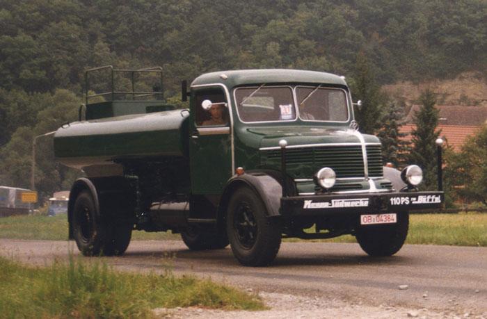 1955 Krupp Büffel L 50 a