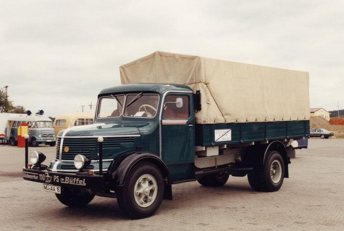 1955 Krupp Büffel L 50