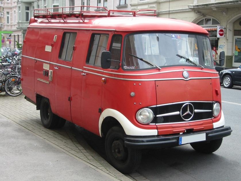 1956-67 Mercedes Benz L319 sst