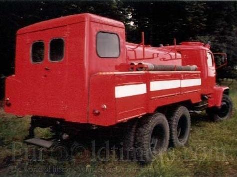 1957 Praga V3S (1957)