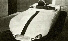 1958 Elva Mark III Sports