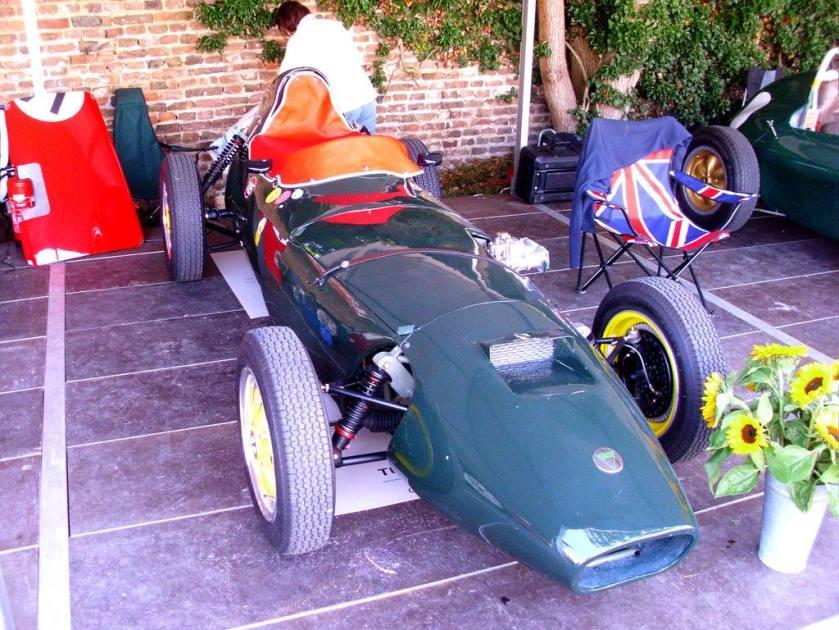 1959 Elva 100 Formula Junior c