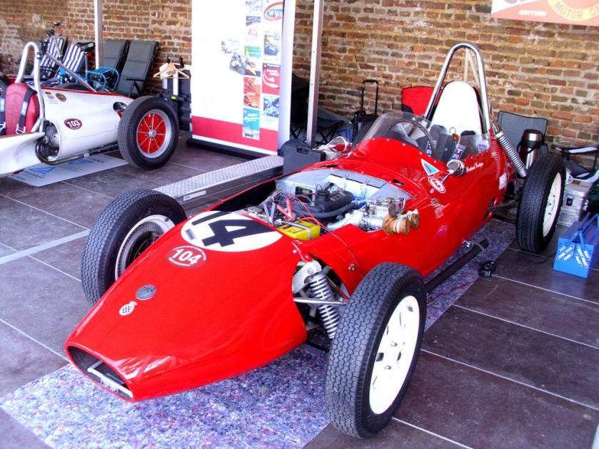 1959 Elva 100 Formula Junior