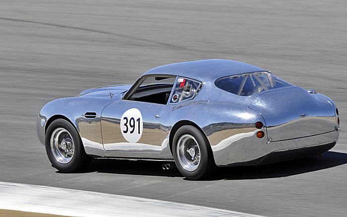 1959 Elva Courier – Driver Stevan Dana