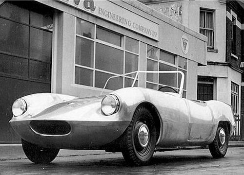 1959 Elva courier