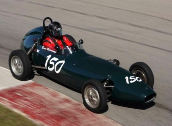1959 Elva Formula Junior black