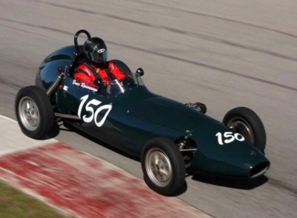 1959 Elva Formula Junior black