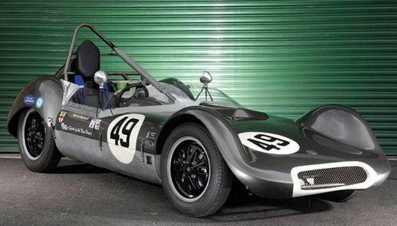 1959 Elva MK V Sports Racing Car