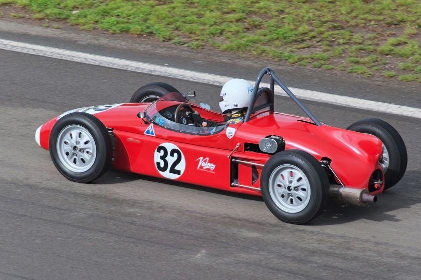 1960 Elva 200 Formule Junior