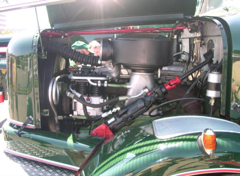 1960 Krupp Mustang 801, 5875 ccm Hubraum, 136 Kw (186 PS) 93 km-h