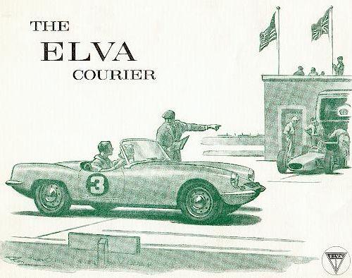 1962 Elva HR ad