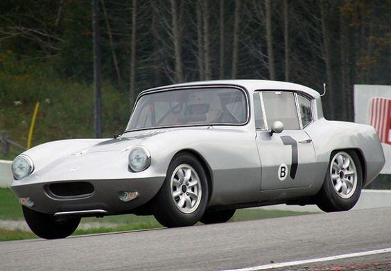 1963 Elva Courier Racer