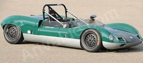 1963 Elva Mk7-Ford Sports-Racer, Bonhams, Monaco